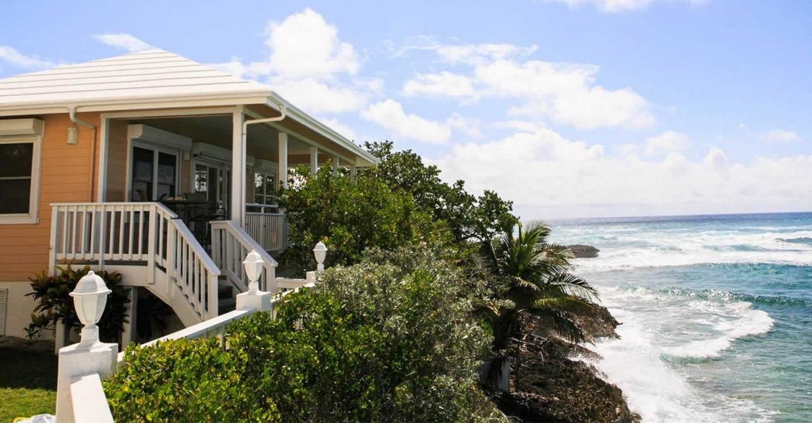 5 Bedroom Waterfront Home For Sale Elbow Cay Hope Town