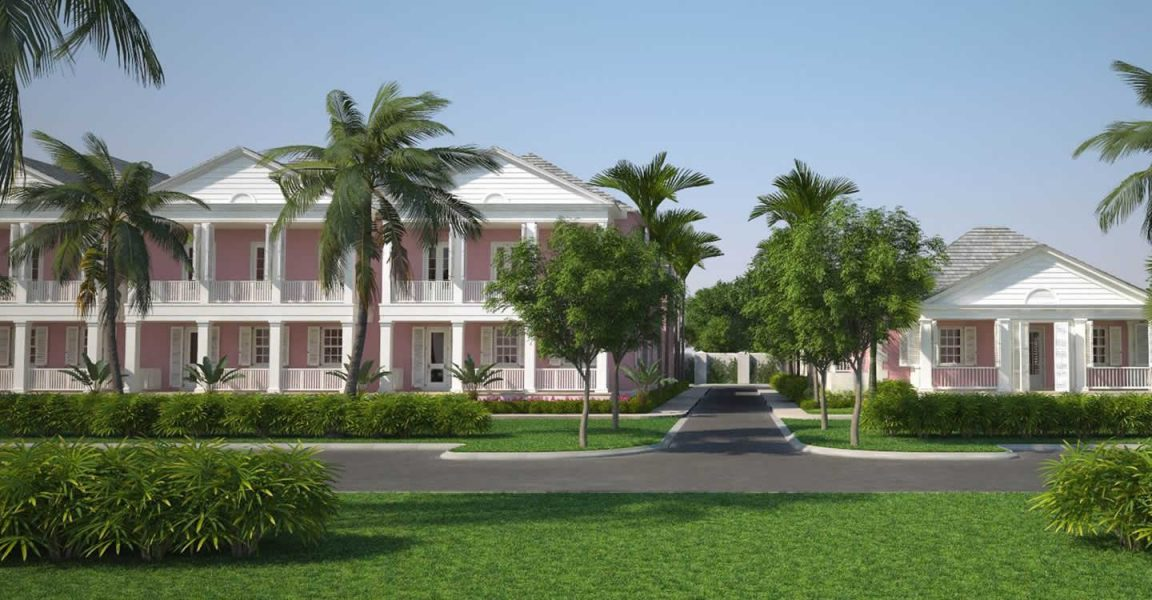 4 bedroom luxury townhouse for sale lyford cay the for Luxury townhomes for sale