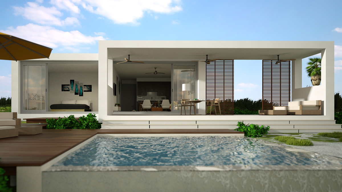 Marvelous 7 Beachfront Homes For Sale In The Caribbean 7Th Heaven Download Free Architecture Designs Salvmadebymaigaardcom