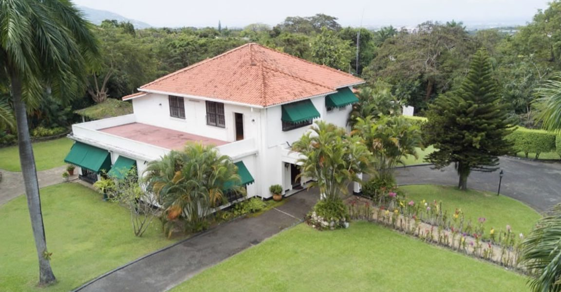 5 Bedroom Period Home For Sale Kingston Jamaica