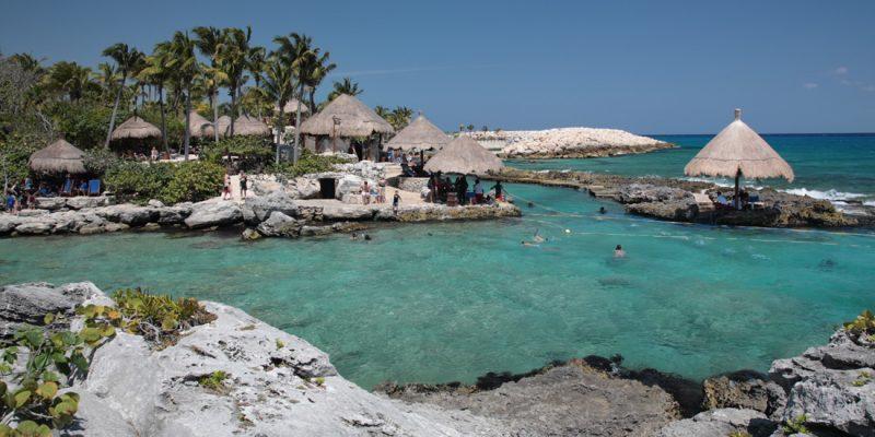 A resort on Mexico's Riviera Maya