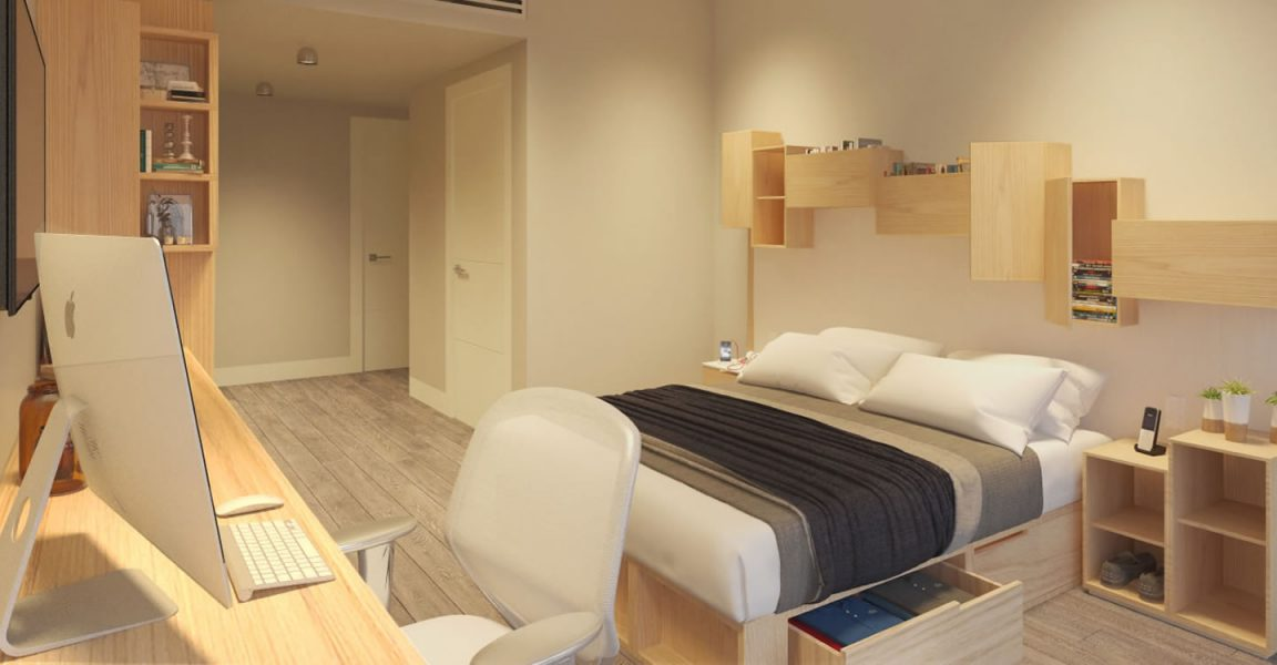1 Bedroom Student Accommodation Property Investment