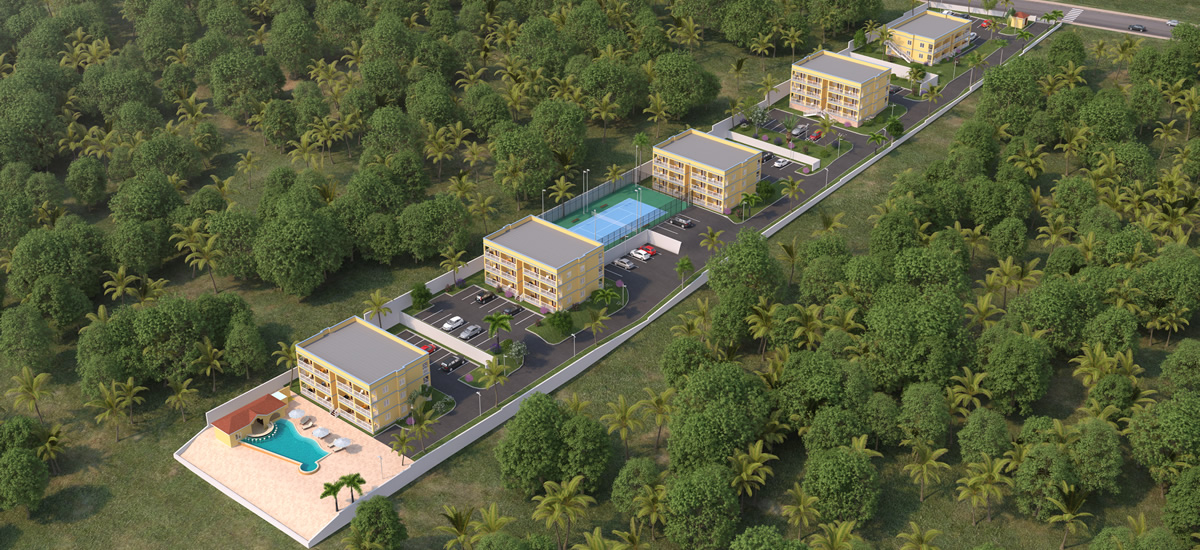 Student Accommodation Development Opportunity in St Kitts