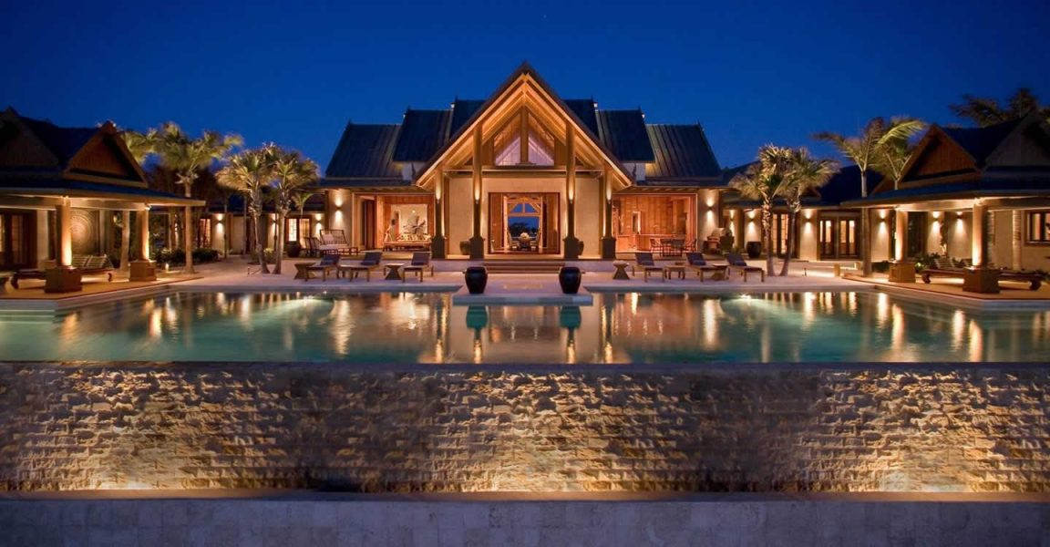5 Bedroom Ultra Luxury Estate For Sale West End Grand Bahama Bahamas 7th Heaven Properties