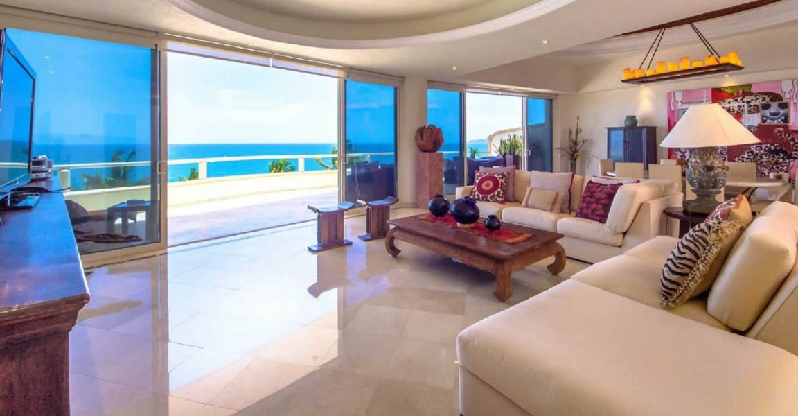 4 bedroom penthouse apartment for sale puerto vallarta for Penthouse apartment for sale