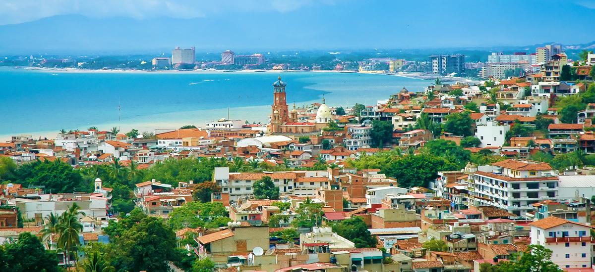 Banderas Bay, Puerto Vallarta, Jalisco, Mexico