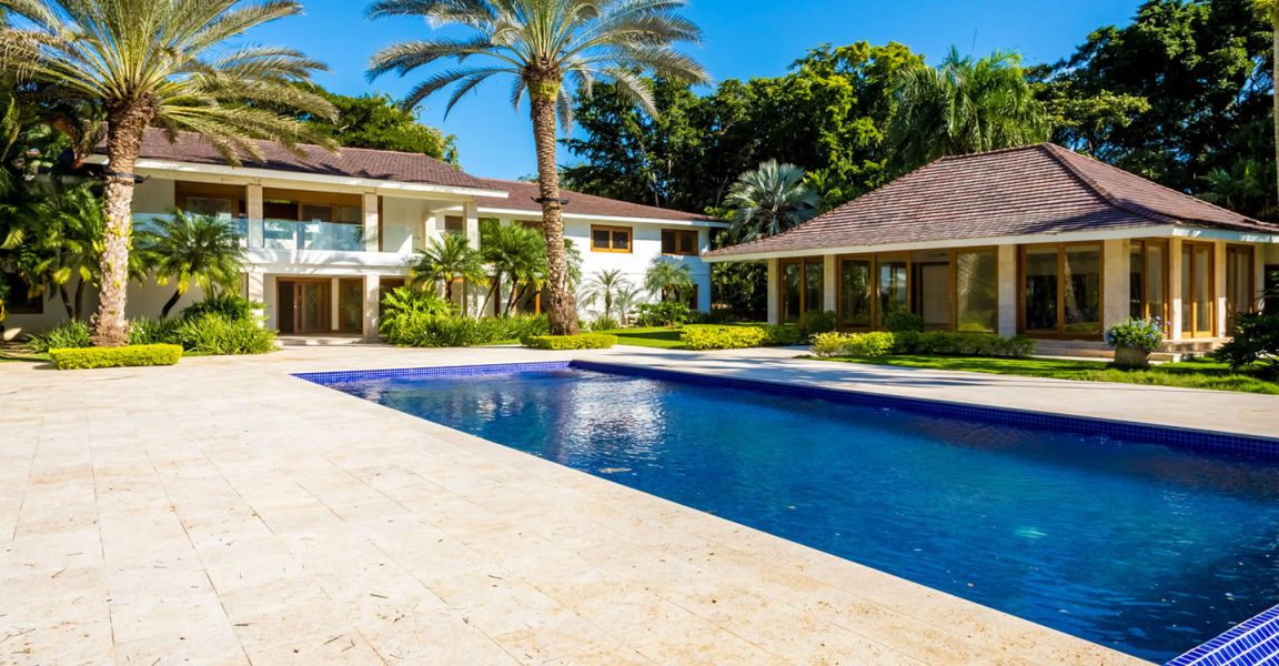 Good 3 Bedroom Luxury Villa For Sale, La Romana, Dominican Republic