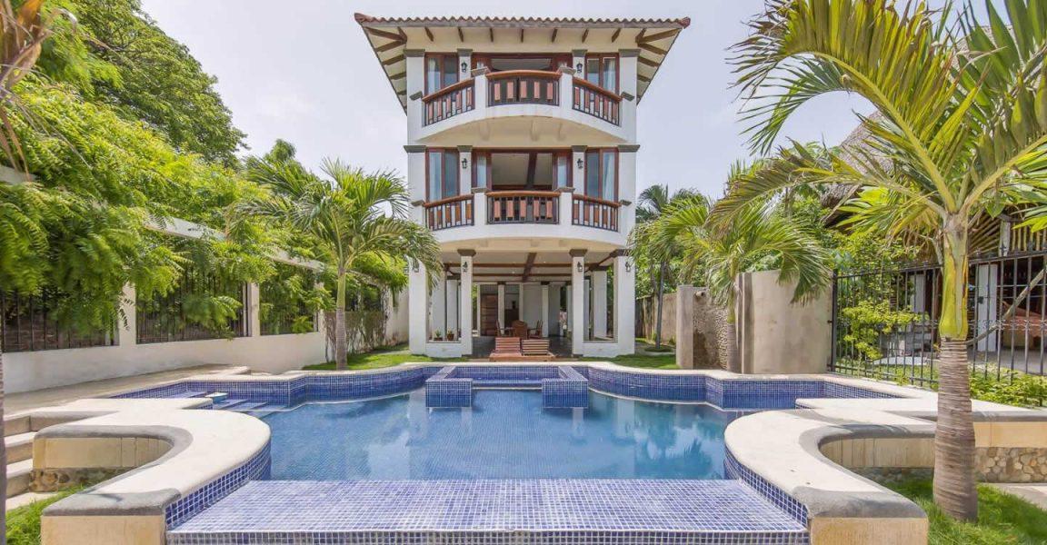 Beach Houses For Sale In Nicaragua Part - 20: 4 Bedroom Beach House For Sale, Playa Marsella, San Juan Del Sur, Nicaragua