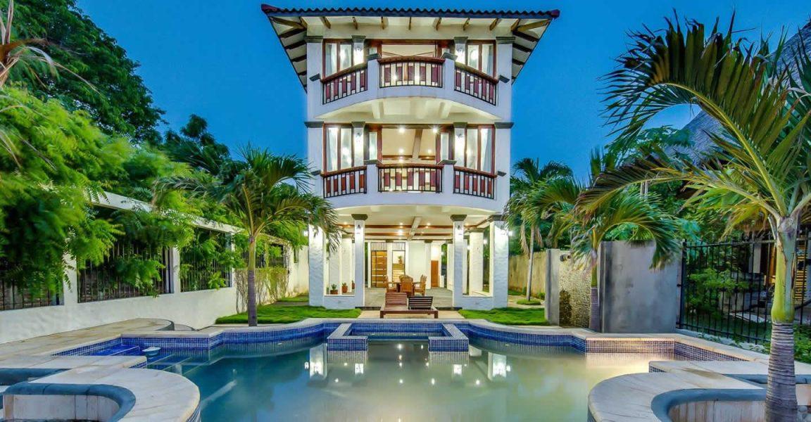 Beach Houses For Sale In Nicaragua Part - 45: 4 Bedroom Beach House For Sale, Playa Marsella, San Juan Del Sur, Nicaragua