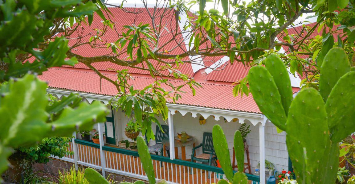 2 Bedroom Authentic Saban Cottage For Sale Windwardside
