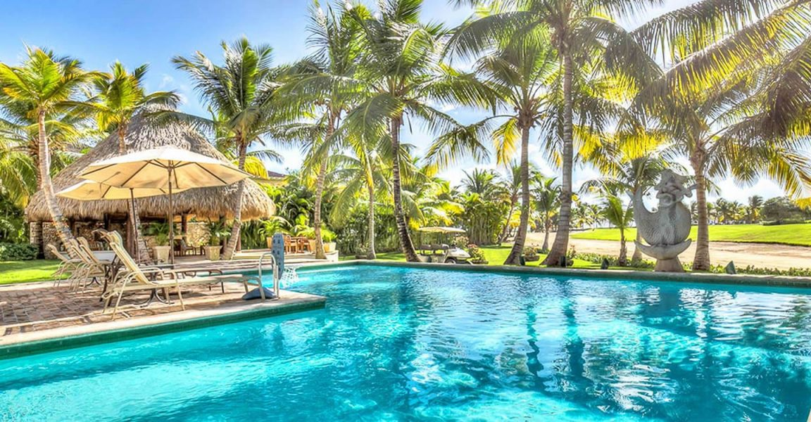 5 bedroom villa for sale punta cana dominican republic for Punta cana villa rental