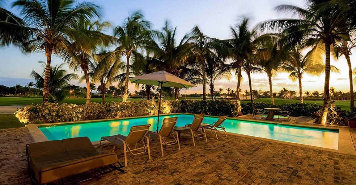5 bedroom villa for sale punta cana dominican republic for Homes for sale dominican republic punta cana