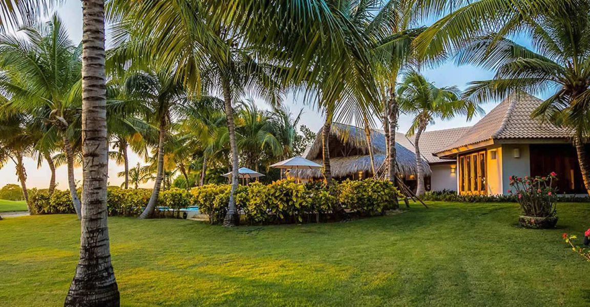 5 bedroom villa for sale punta cana dominican republic for Villas en punta cana