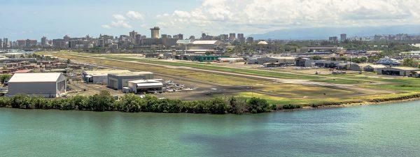 San Juan Airport, Puerto Rico