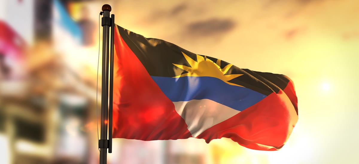 Flag of Antigua & Barbuda