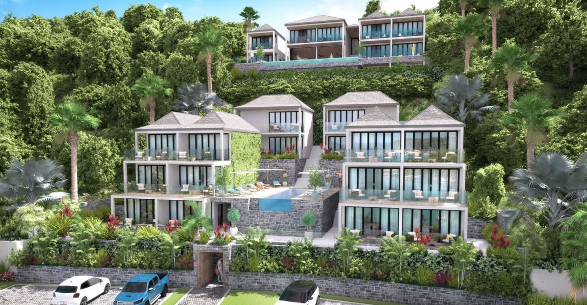 English Harbour Antigua Property For Sale