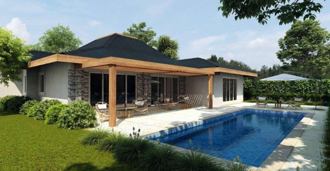 3 bedroom new build homes for sale  cap cana  dominican republic