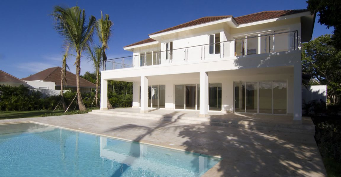 Brand new 4 bedroom home for sale punta cana dominican for Homes for sale dominican republic punta cana