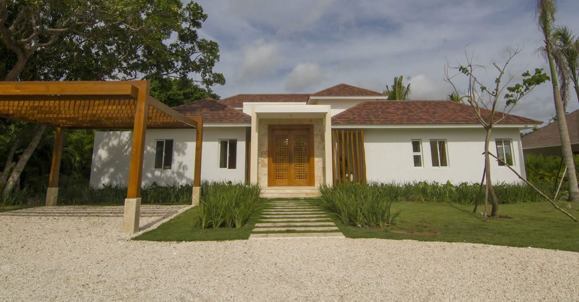 Brand New 4 Bedroom Home For Sale Punta Cana Dominican Republic 7th Heaven Properties