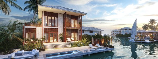 Homes for sale in Belize's hottest resort on the Placencia Peninsula
