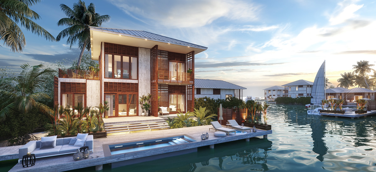 Homes In Belize S Hottest Resort Almost Sold Out 7th