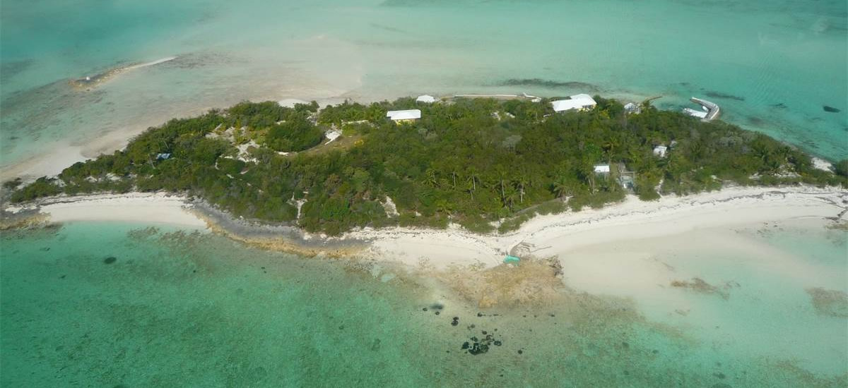 Andros, Bahamas - Island for Sale