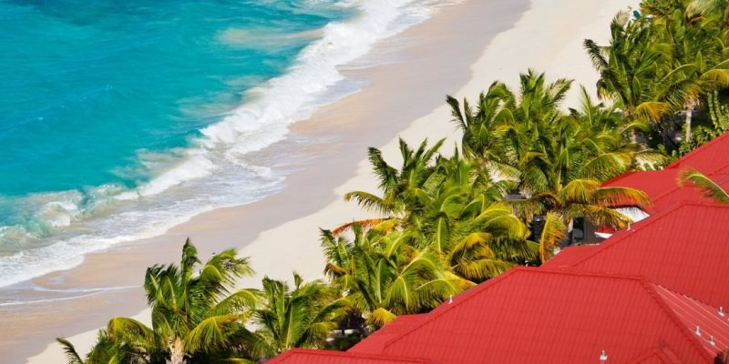 Galley Bay Beach, Antigua