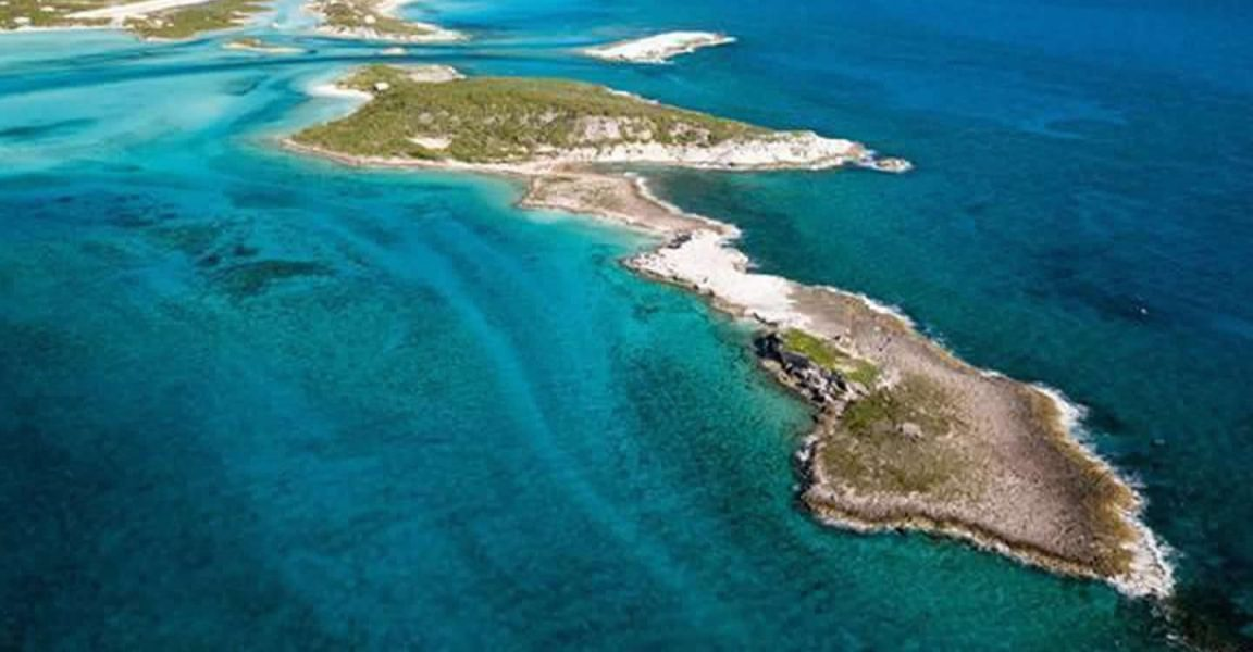 25 acre private island for sale exuma cays bahamas 7th for Bahamas private island for sale