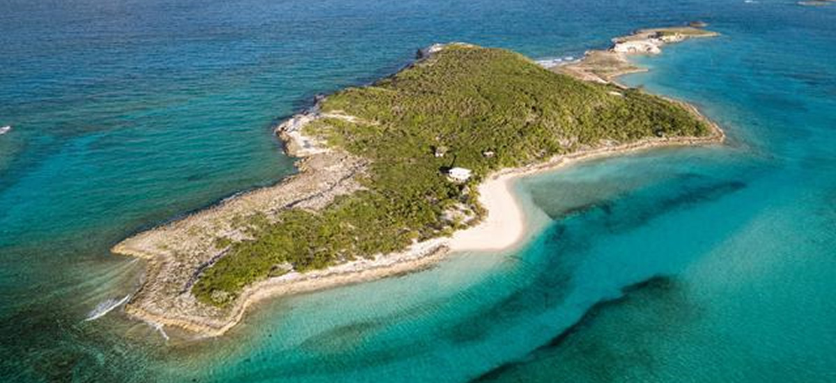 Exumas, Bahamas - Private Island for Sale