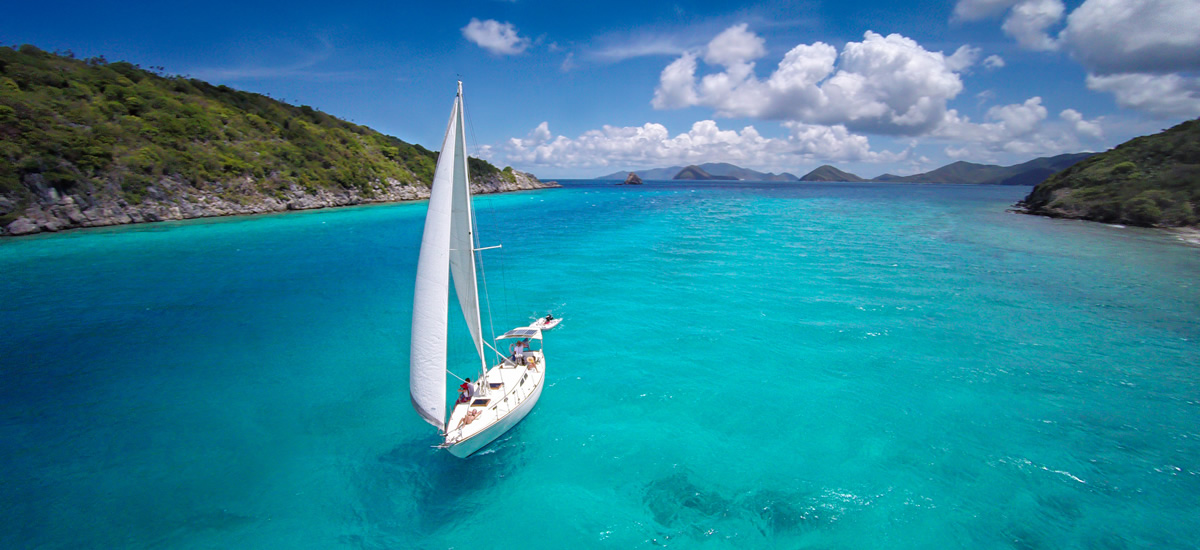 Best Sailing Caribbean Islands