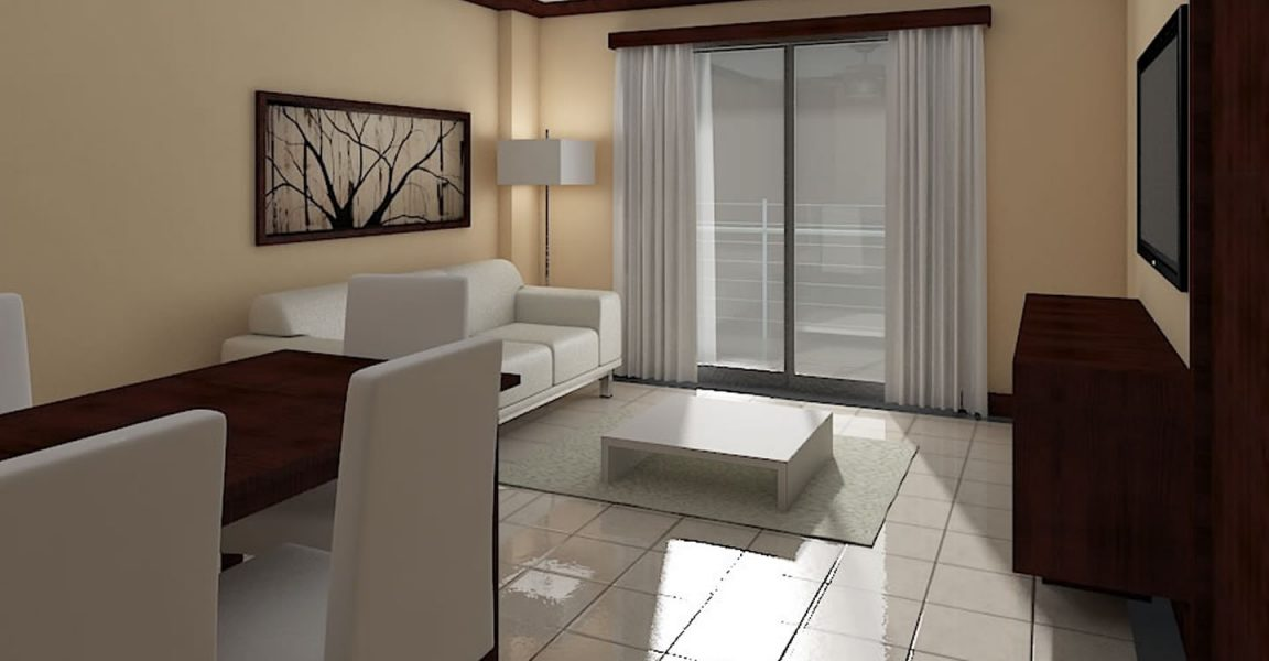 Rooms: 2 Bedroom Condo Hotel Rooms For Sale, Kingston 10, Jamaica