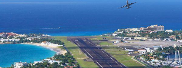 Princess Juliana International Airport, St Maarten, September 2017