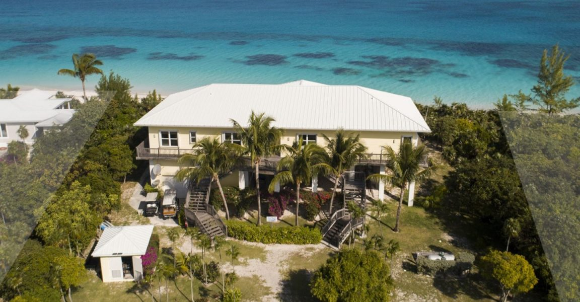 4 Bedroom Beach House For Sale Scotland Cay Abaco Bahamas 7th Heaven Properties