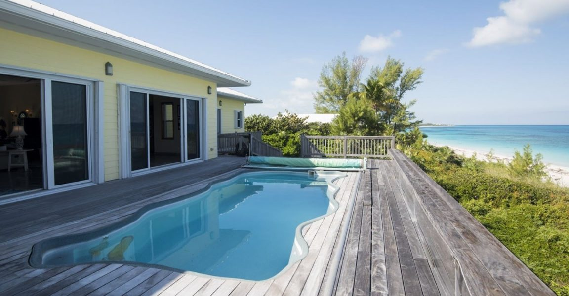 4 bedroom beach house for sale scotland cay abaco - House with swimming pool for sale scotland ...