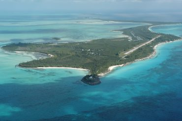 Private island Whale Cay for sale in The Bahamas