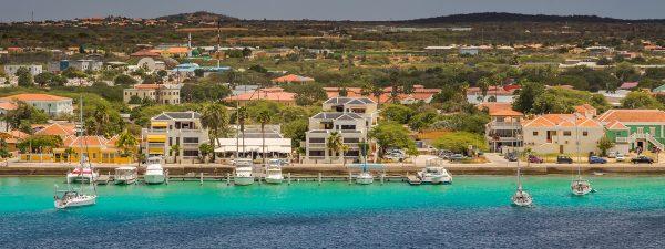 The coast of Bonaire