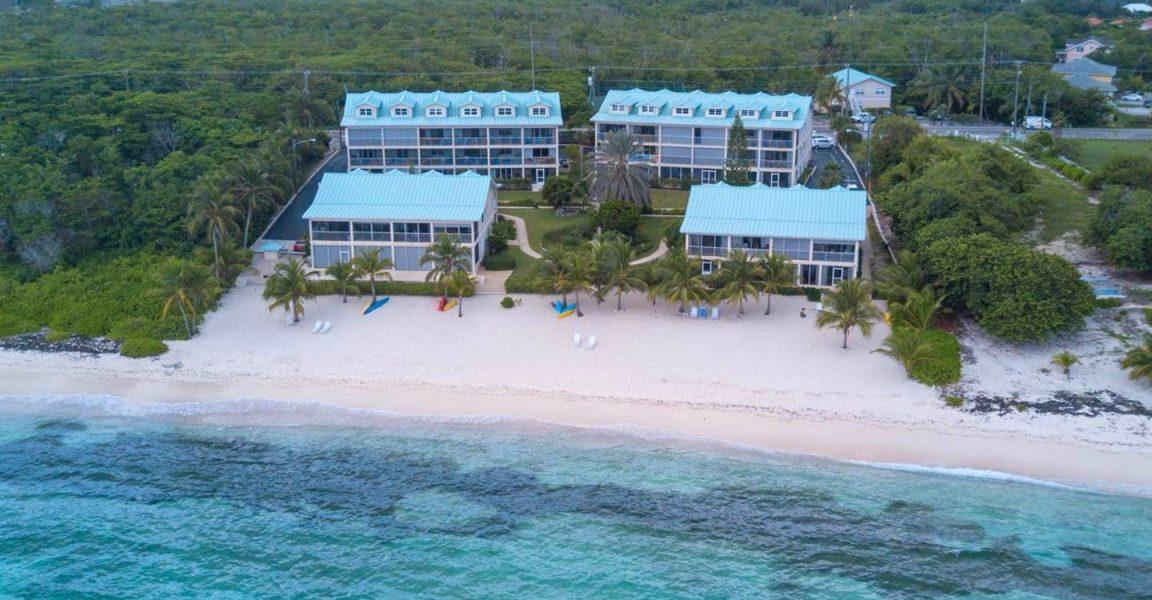 4 Bedroom Beachfront Condo For Spotts Beach Grand Cayman 7th Heaven Properties