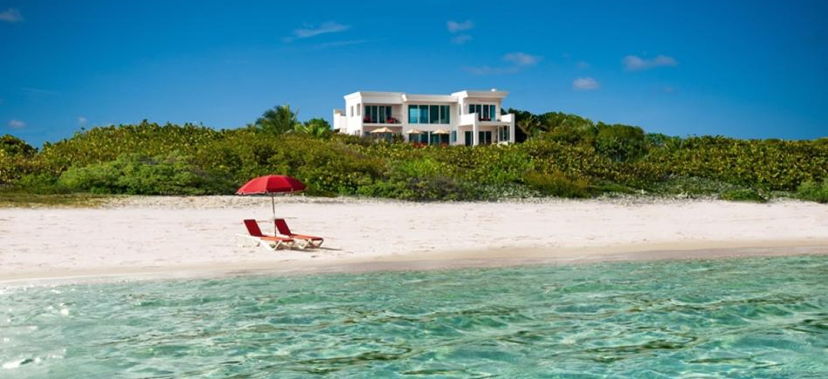 7 Beach Houses For In The Caribbean