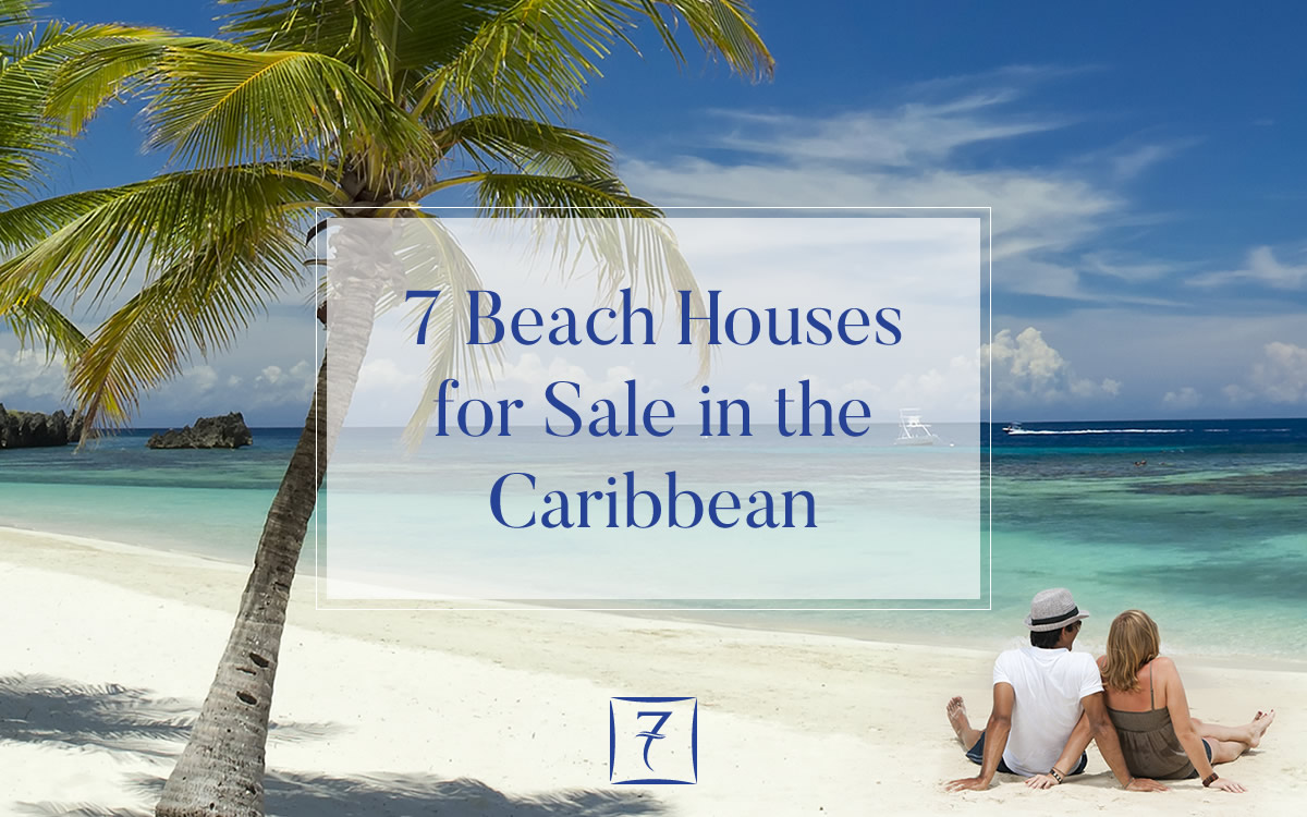 Stupendous 7 Beach Houses For Sale In The Caribbean 7Th Heaven Properties Download Free Architecture Designs Salvmadebymaigaardcom