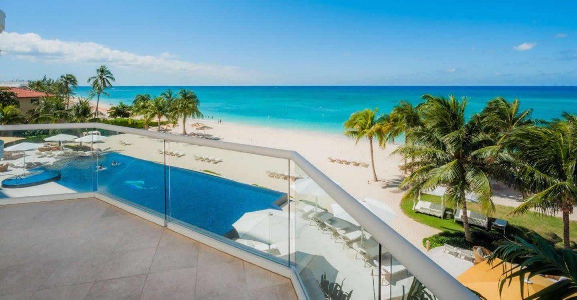 3 Bedroom Luxury Beachfront Inium For Seven Mile Beach Grand Cayman