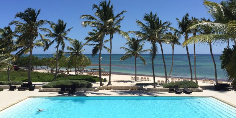 Punta Cana in the Dominican Republic - the Caribbean's top tourism destination
