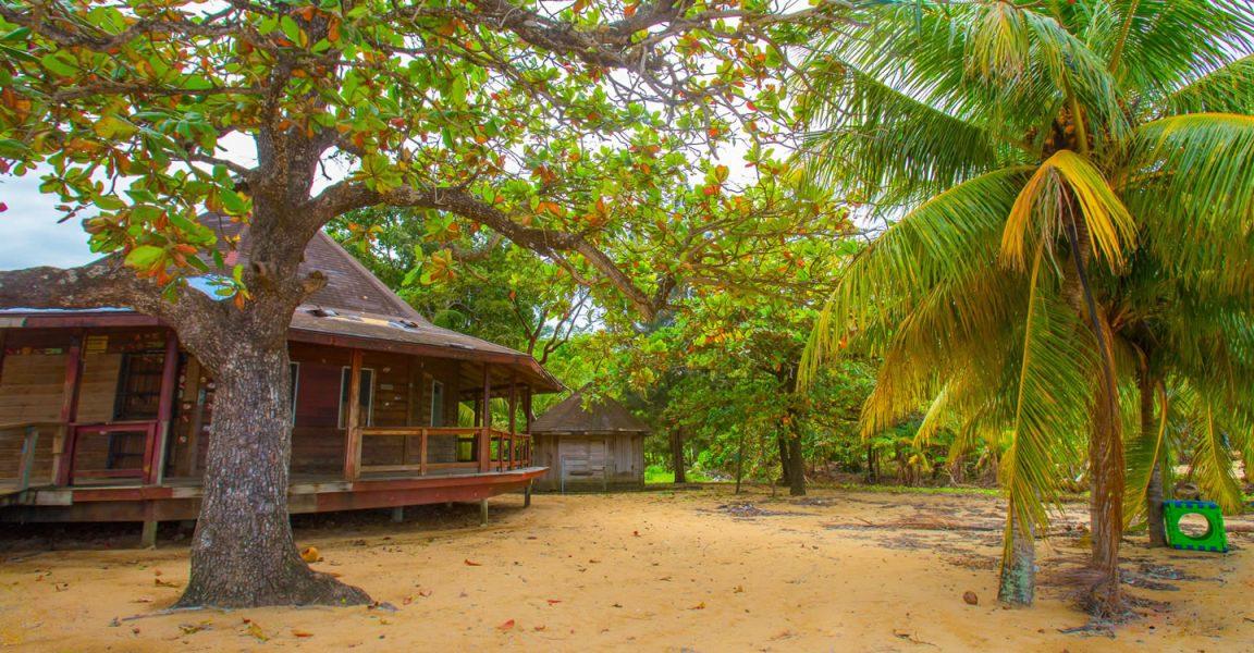 6 Acres Of Beachfront Land For Sale Sandy Bay Roatan