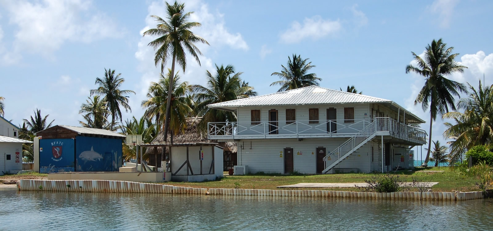 Beachfront Property for Sale, St George's Caye, Belize - 7th Heaven Properties