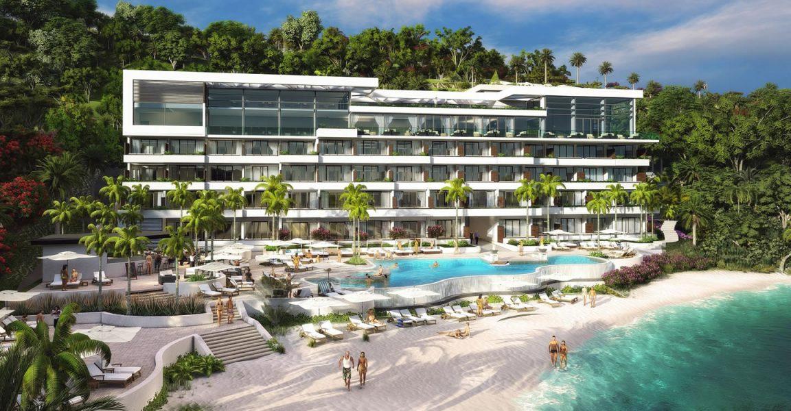 Beachfront Hotel Condos For Sale Grand Anse Beach Grenada 7th
