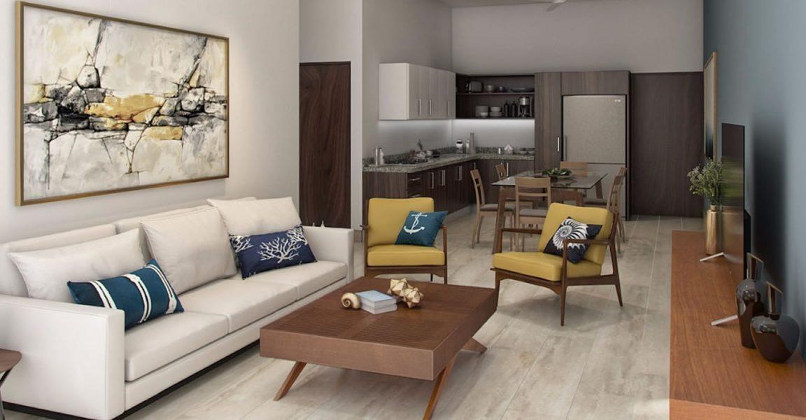 Studio condos for sale playa del carmen mexico 7th for Actual studio muebles playa del carmen