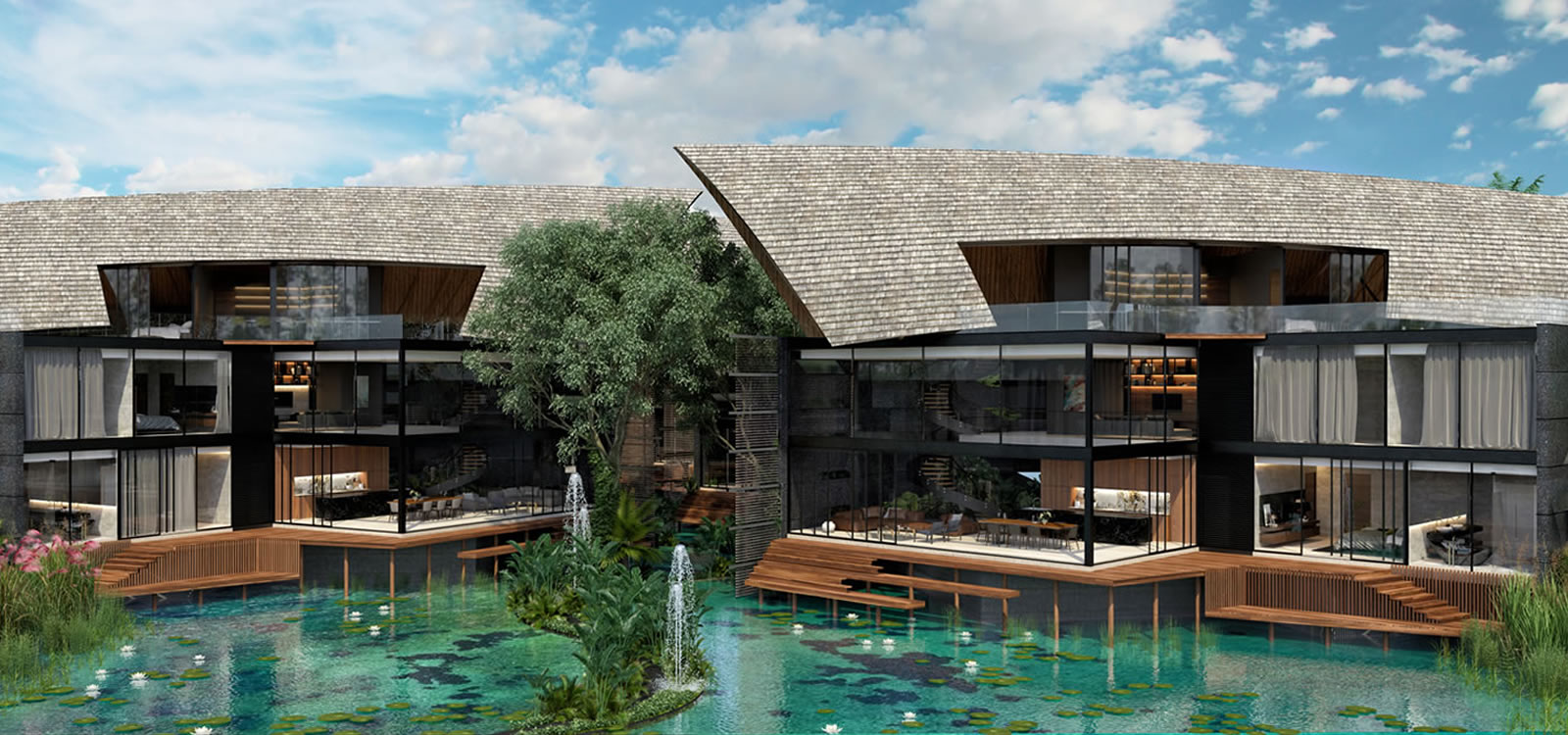 4 bedroom luxury homes for sale puerto canc n mexico - 4 bedroom homes for sale in atlanta georgia ...