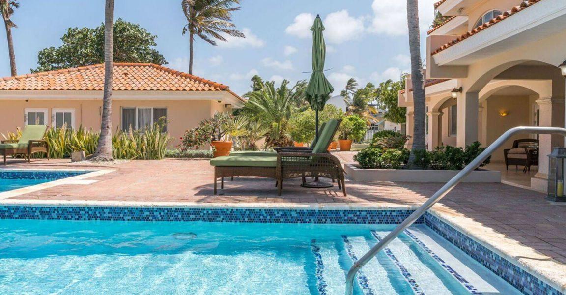Oceanfront Property For Sale In Aruba
