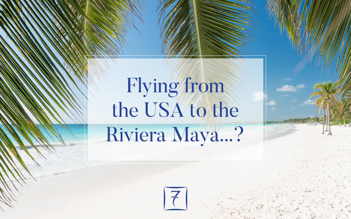 Flying from the USA to the Riviera Maya? United launches flights from New Orleans and San Antonio to Cancun