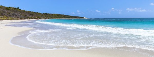 Half Moon Bay Beach, Antigua