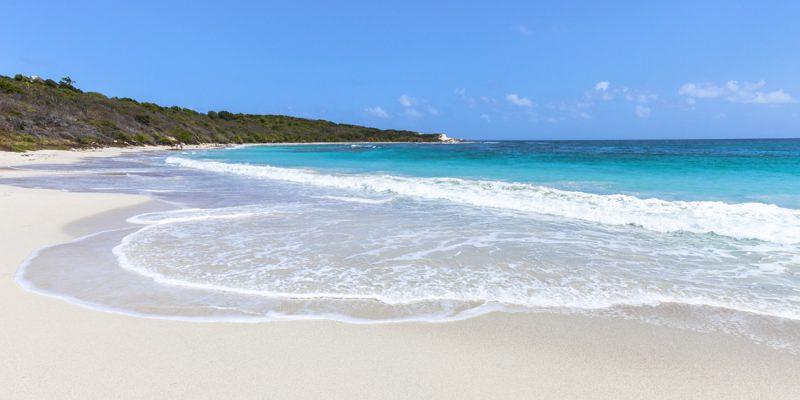 Half Moon Bay Beach, Antigua